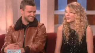 Download Taylor Swift is Surprised by Her Crush, Justin Timberlake! Video