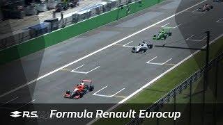 Download Formula Renault Eurocup : Highlights Monza Race 1 Video