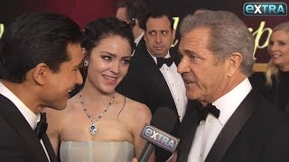 Download Mel Gibson's Funny Reaction to GF Rosalind Ross' Post-Baby Bod at the Oscars Video
