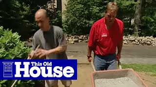 Download How to Lay a Brick Paver Walkway - This Old House Video