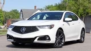 Download 2018 Acura TLX A-Spec WALKAROUND Video