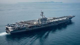 Download North Korea threatens to sink US aircraft carrier Video