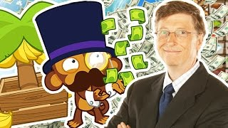 Download $15,000,000 HARDEST CHALLENGE EVER *BILL GATES STRATEGY* - BLOONS TOWER DEFENSE 5 Video