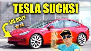 Download 5 Reasons I HATE My Tesla Model 3 Video