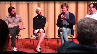 Download Manchester by the Sea Q&A Casey Affleck, Michelle Williams, Lucas Hedges, Kenneth Lonergan Video