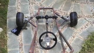 Download DIY Go Kart Build Video