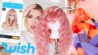 Download Transforming My Wish Wig For A Photoshoot !! Video