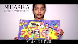 Download Niharika ! Toyota Dream Car Art Contest 2016 Video