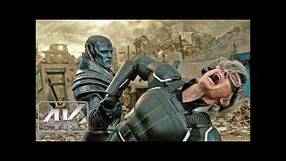 Download Quicksilver Vs Apocalipsis   Español Latino   X-Men Apocalipsis (4K-HD) Video