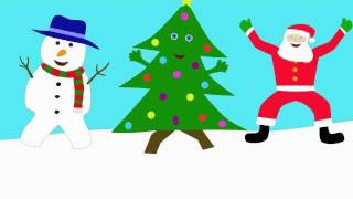 Download The Dancing Christmas Tree Song Video