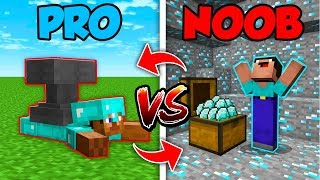Download Minecraft NOOB vs. PRO : SWAPPED HIDDEN TRAP in Minecraft (Compilation) Video