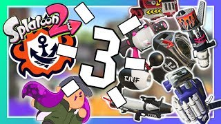 Download Time to Play with YOUR Weapons! - Splatoon 2 X Rank Video