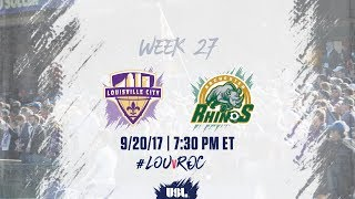 Download USL LIVE - Louisville City FC vs Rochester Rhinos 9/20/17 Video