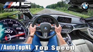 Download BMW M5 F90 | 307km/h | AUTOBAHN POV TOP SPEED by AutoTopNL Video