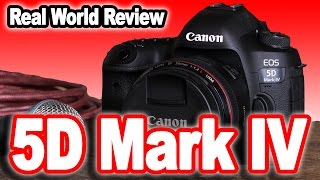 Download Canon EOS 5D Mark IV ″Real World Review″: Revolutionary or Evolutionary? Video