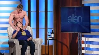Download Ellen Reduces Stress and Spreads Smiles Video