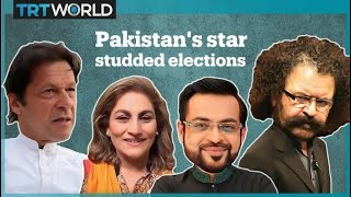 Download Pakistan's star studded elections Video