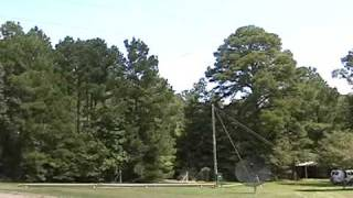 Download Raising the 72 Foot Vertical Antenna Mast at W5JGV - by myself! Video