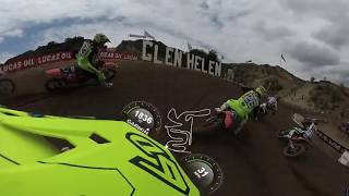 Download Garmin VIRB 360: Jeremy Martin, 2018 Glen Helen 250 Moto 1 Video