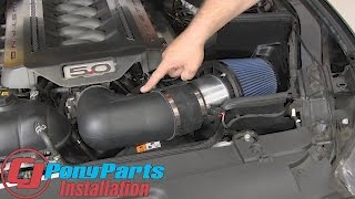 Download 2015-2017 Mustang GT PMAS Cold Air Intake System Velocity With No Tune Required Installation Video