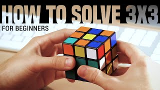 Download How to Solve a 3x3x3 Rubik's Cube: Easiest Tutorial (High Quality) Video