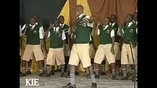 Download LUO TRADITIONAL SONG BY ST.JOSEPH'S RAPOGI - NYANZA Video