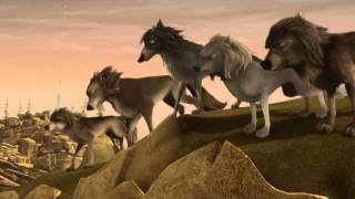 Download Alpha and Omega 2: A Howl-iday Adventure - Trailer Video