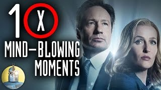 Download Top 10 X-Files Moments That Will Blow Your Minds (Cinematica) Video