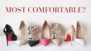 Download DESIGNER SHOE REVIEW | LOUBOUTINS, VALENTINO, GIANVITO ROSSI ETC. Video