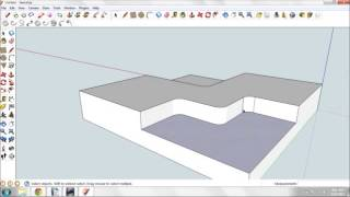 SketchUp Instant Fence and Railing Plugin - Vali Architects Free