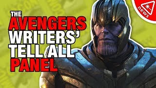 Download Avengers Writers Reveal the Hidden Endgame & Infinity War Secrets! (Nerdist News w/ Amy Vorpahl) Video
