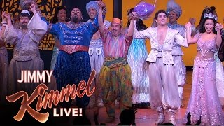 Download Guillermo in Aladdin on Broadway Video