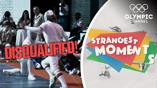 Download Tunisia's biggest misery in Modern Pentathlon at Rome 1960   Strangest Moments Video