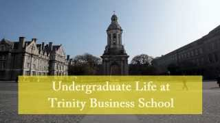 Download Undergraduate Life in Trinity Business School Video