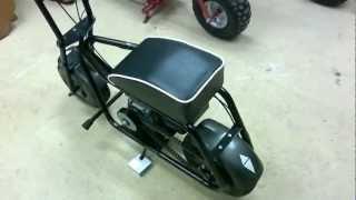 Download Vintage Old School Minibike Video