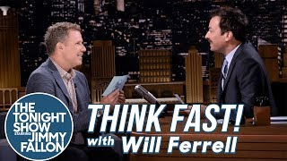 Download Think Fast! with Will Ferrell Video