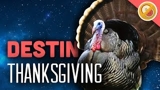 Download DESTINY CHALLENGE ″Thanksgiving″ Custom Game (Funny Gaming Moments) Video