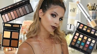 Download NEW ELF Makeup First impressions Makeup Tutorial | Laura Lee Video