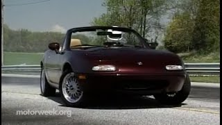 Download MotorWeek | Retro Review: '95 Miata M Edition Video