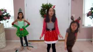 Download The Song Sisters Sing Rudolf the Red-nosed Reindeer Video