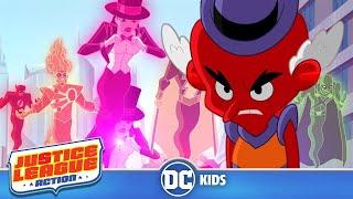 Download Justice League Action | Super Mix Up | DC Kids Video