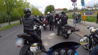 Download 30. Motorrad Demofahrt Gedenkfahrt 2017, ACM Braunschweig - Salzgitter Video