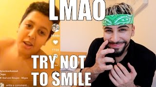 Download TRY NOT TO SMILE CHALLENGE!! (MUSICAL.LY EDITION) Video