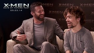 Download Tumblr Chat with Hugh Jackman & Peter Dinklage || X-Men: Days of Future Past Video