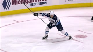 Download Watch Laine notch career goal #50 with patented one-timer Video
