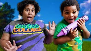 Download GIANT CRAYON CHANGE MOM SHIRT DIFFERENT COLORS! Video