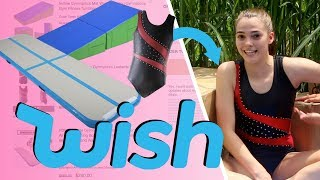 Download TESTING GYMNASTICS PRODUCTS FROM WISH! Video