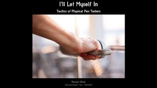 Download I'll Let Myself In: Tactics of Physical Pen Testers Video