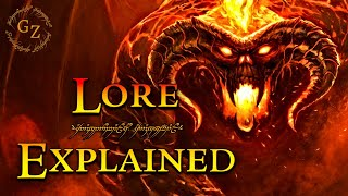 Download The Balrogs of Morgoth - Lord of the Rings Lore Video