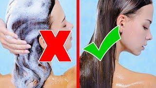 Download 10 miti per la cura dei capelli a cui dovresti smettere di credere Video